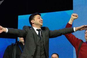 Hé lộ điều bất ngờ trong lễ nhậm chức của Tổng thống đắc cử Ukraine Zelensky