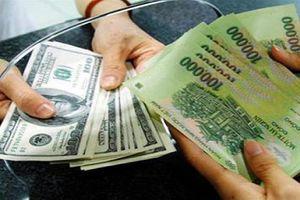 Tỷ giá VND/USD vẫn 'neo' ở mức cao