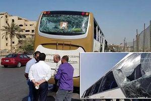 Xe bus trúng bom gần Kim tự tháp Ai Cập, ít nhất 17 người bị thương