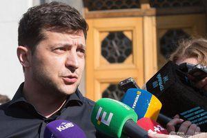 Tổng thống đắc cử Ukraine Zelensky tuyên bố lấy lại Crimea, Nga phản ứng thế nào?