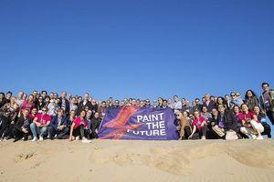 6 startup ngành sơn xuất sắc nhất cuộc thi 'Paint the Future'