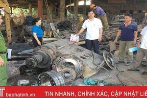 5 doanh nghiệp Hồng Lĩnh vi phạm hành chính về pháp luật lao động