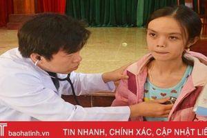 Mang đến trái tim khỏe cho trẻ em nghèo Hà Tĩnh