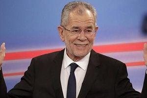 Tổng thống Áo Van der Bellen đề xuất thời điểm bầu cử trước thời hạn