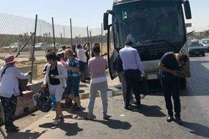 Ai Cập: Xe buýt chở du khách bị đánh bom gần kim tự tháp Giza