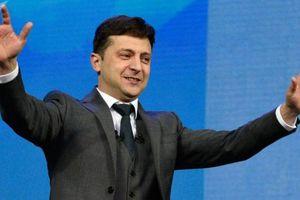 Tổng thống đắc cử Zelensky tuyên bố Ukraine sẽ giành lại Crimea