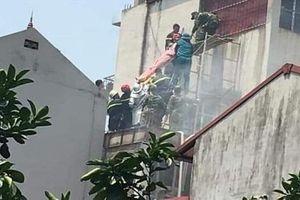 Điều tra vụ cháy quán cà phê 5 tầng khiến 2 người tử vong
