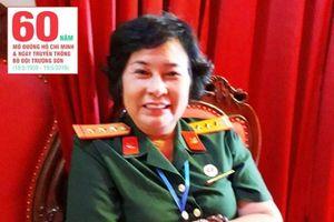 Nữ chiến sĩ Trường Sơn: Cả nhà cùng làm từ thiện