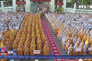 Đồng bào Phật giáo TP.HCM mừng lễ Phật đản