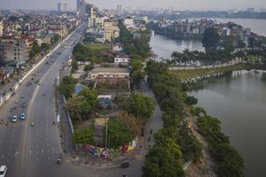Hà Nội sắp khởi công công viên Hello Kitty tại Hồ Tây