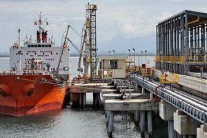 Xuất khẩu dầu thô sang Trung Quốc tăng đột biến