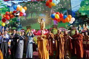TP.HCM long trọng tổ chức Đại lễ Phật đản