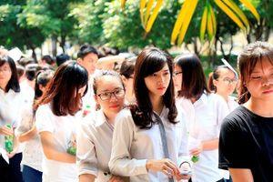 Trường đại học tốp đầu Hà Nội tung tỷ lệ 'chọi' xét tuyển ĐH 2019 cao ngất