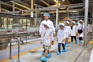 Thăm 'resort' bò sữa Vinamilk Tây Ninh, trải nghiệm công nghệ tự động thế giới