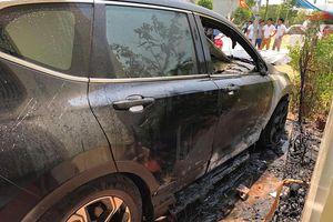 Trong mùa nắng nóng, những nguyên nhân gây cháy xe không ngờ