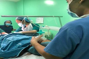 Mất hơn 1 lít máu vì thai bám sẹo mổ lấy thai cũ