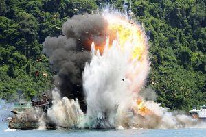 Thayer: Chính sách đánh chìm tàu của Indonesia gây tranh cãi