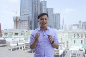 Căn hộ chung cư giá 2 triệu USD ở quận 1, cạnh sông Sài Gòn
