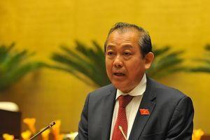 Phó Thủ tướng Trương Hòa Bình: Tăng trưởng năm 2018 thuộc nhóm cao nhất khu vực và thế giới