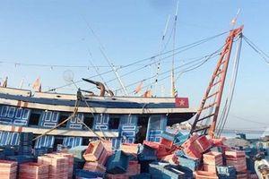 Vụ ngạt khí độc hầm tàu cá ở Quảng Bình: Thêm 1 ngư dân tử vong