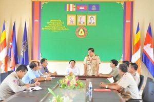 Gia Lai: Phối hợp quản lý, phát triển Khu kinh tế Cửa khẩu Lệ Thanh