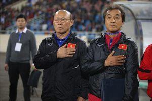 HLV Park Hang-seo từng lo không trụ lại ở tuyển Việt Nam nổi 1 năm