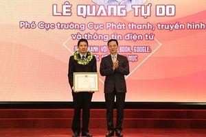 Google chấp nhận các yêu cầu bằng tiếng Việt xử lí thông tin xấu, độc