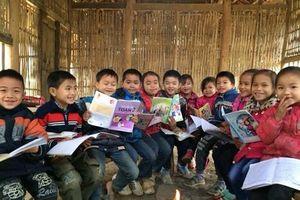 Vận động nguồn lực hỗ trợ trẻ em các xã đặc biệt khó khăn miền núi