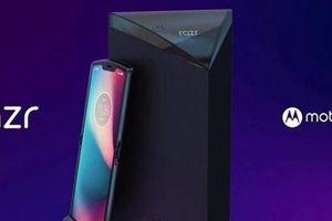 Đây là cách Motorola RAZR có thể gập lại, đẹp hơn cả Galaxy Fold và Mate X?