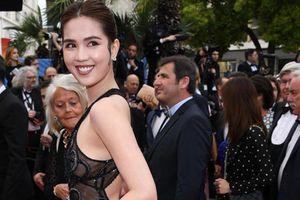 Mỹ nhân Việt bị gọi là 'khách vô danh' ở Cannes là ai?