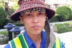 Vụ đánh người vì nhắc xả rác: Chủ shop tìm tới nhà chị lao công