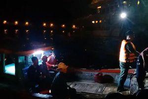 Tai nạn nghiêm trọng trên vùng biển Vũng Tàu