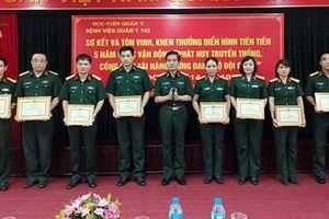 Sơ kết 5 năm Cuộc vận động 'Phát huy truyền thống, cống hiến tài năng, xứng danh Bộ đội Cụ Hồ'