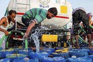 Ấn Độ khủng hoảng nước nghiêm trọng