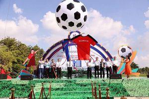 Khởi tranh giải bóng đá Thành phố mới Bình Dương – Cúp Becamex IDC 2019