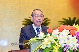 Phó Thủ tướng: Kiên quyết không để xảy ra sai phạm, gian lận thi cử