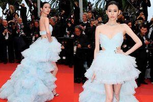 Người tình con trai 'vua sòng bạc Macau' táo bạo hết nấc ở Cannes