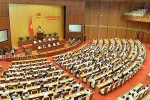 25% tổng thời gian Kỳ họp thứ 7 Quốc hội Khóa XIV được phát thanh, truyền hình trực tiếp