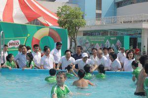 Bộ trưởng Phùng Xuân Nhạ: Mỗi ngày GV dành 3-5 phút nhắc nhở HS phòng, chống đuối nước