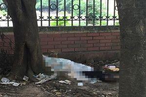 Phát hiện người đàn ông tử vong bất thường trên phố Hà Nội