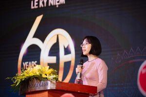 Khoa tiếng Anh - Học viện Ngoại giao kỷ niệm 60 năm truyền thống