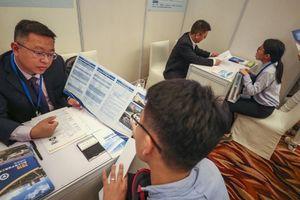 Hội chợ việc làm thuê ứng viên giả mạo