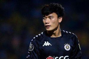 Bùi Tiến Dũng nói gì sau lần đầu bắt chính cho Hà Nội FC?