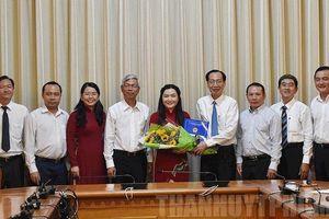 Sở Du lịch TPHCM có nữ Phó Giám đốc 35 tuổi
