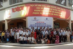 Đào tạo Mỹ thuật ứng dụng tại Đại học Mở Hà Nội