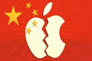 Dân Trung Quốc tẩy chay iPhone để đáp trả Mỹ