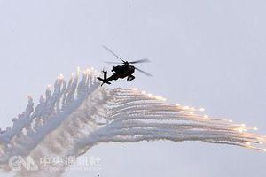 Bật mí dàn vũ khí Mỹ xuất hiện trong cuộc tập trận 'khủng nhất' của Đài Loan