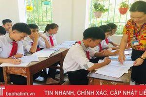 Hà Tĩnh hoàn tất công tác chuẩn bị kỳ thi vào lớp 10 THPT