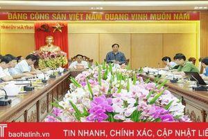Phát huy vai trò, trách nhiệm của phó bí thư thường trực các địa phương, đảng ủy trực thuộc