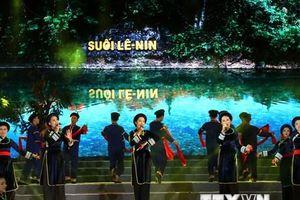 Chương trình nghệ thuật kỷ niệm 129 năm ngày sinh Bác Hồ